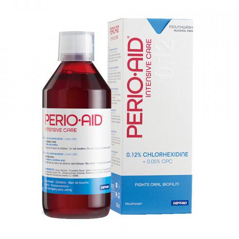 Ополаскиватель полости рта PERIO-AID® Intensive Care с хлоргексидином 0,12%