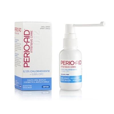 Спрей для полости рта Perio-Aid® 0,12% Intensive Care с хлоргексидином 0,12%