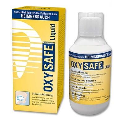 Ополаскиватель полости рта OXYSAFE LIQUID MOUTHWASH,  250 мл