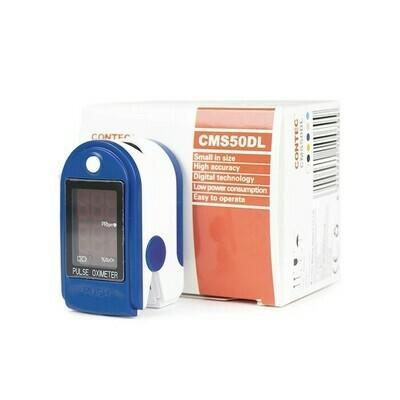 Пульсоксиметр портативный диагностический пальчиковый Contec CMS 50 DL