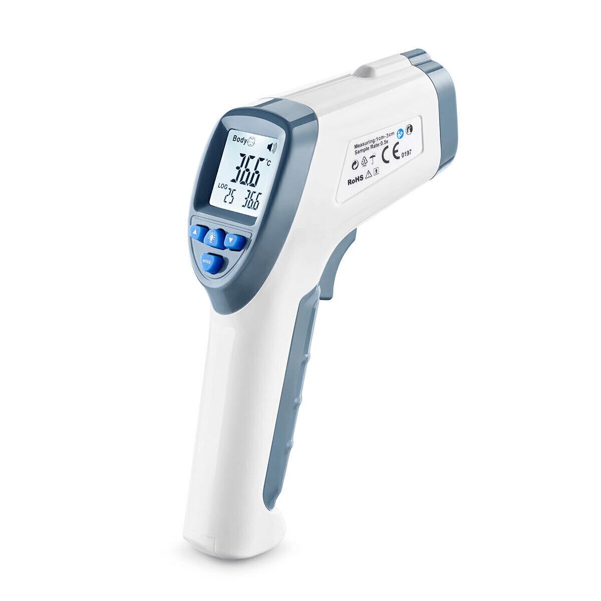 Термометр бесконтактный инфракрасный DT-8836