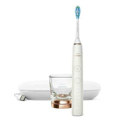 Электрическая зубная щетка Philips Sonicare DiamondClean HX9911/94 с поддержкой Bluetooth Белая