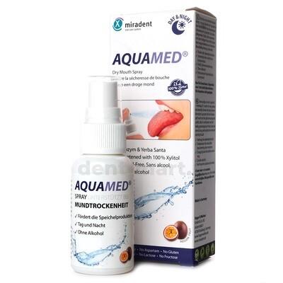 Спрей для увлажнения полости рта Aquamed Day & Night, 30 мл