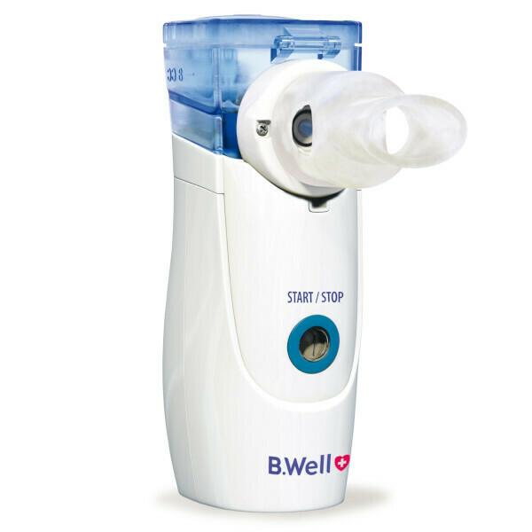 Ингалятор взрослый B-WELL WN-114