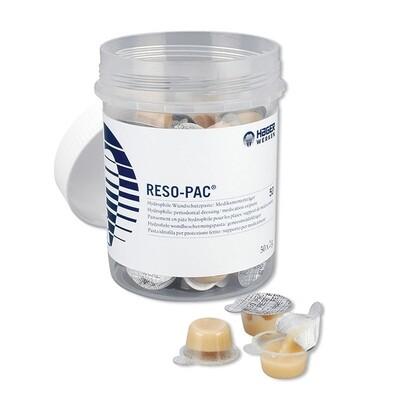 Саморассасывающаяся повязка для изоляции ран и стабилизации швов в полости рта, 50шт х 2г