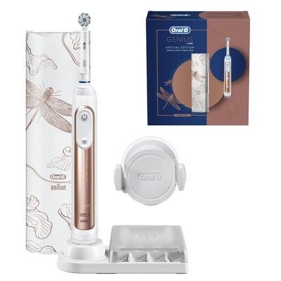 Электрическая Зубная Щетка Oral-B Genius 10000N Special Edition Розовое Золото D701.515.6XC