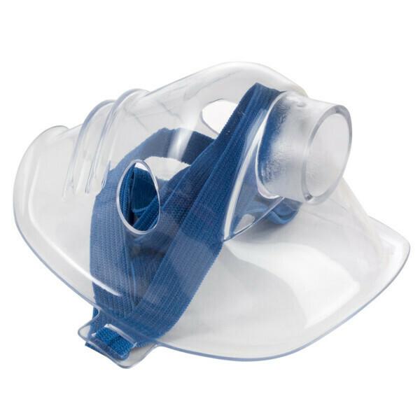 Маска для младенцев (ПВХ) к небулайзерам OMRON NE-C20/C24/C24 Kids/С28/C28P/С29/С30/C900