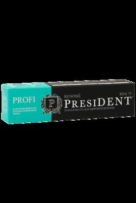 Зубная паста PresiDENT PROFI Renome, 50 мл