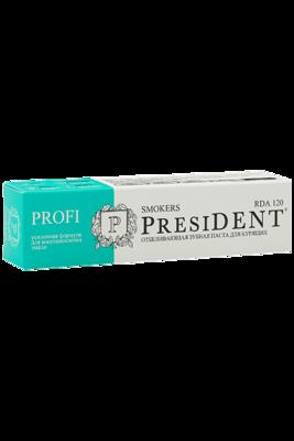 Зубная паста PresiDENT PROFI Smokers, 50 мл