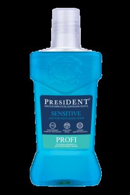 Ополаскиватель для полости рта PresiDENT PROFI Sensitive, 250 мл