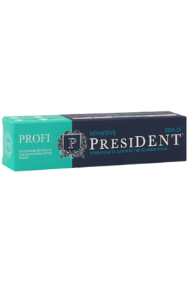 Зубная паста PresiDENT PROFI Sensitive, 100 мл