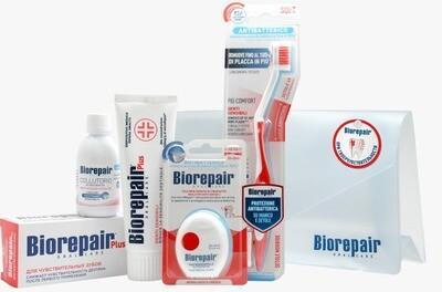 Набор Biorepair Plus при гиперчувствительности зубов