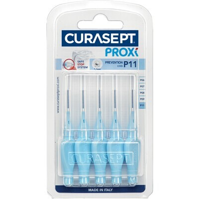 CURASEPT PROXI P11  LIGHT BLUE межзубной ершик