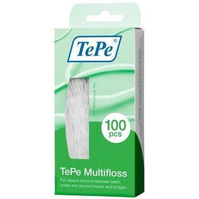 Нить межзубная ТеРе Multifloss, 100 шт