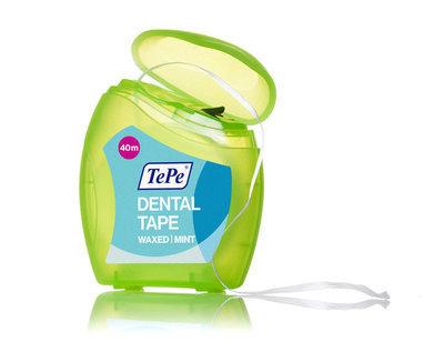 Зубная нить Tepe Dental Tape 40 м, blister