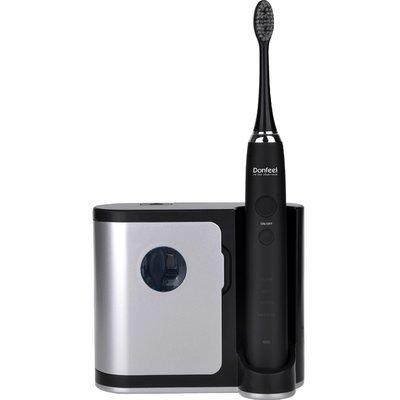 Ультразвуковая зубная щетка Donfeel HSD-010 черная
