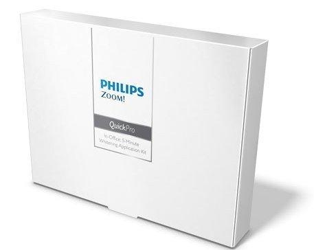 Клиническое отбеливание Zoom QuickPro на основе 20% перекиси водорода.