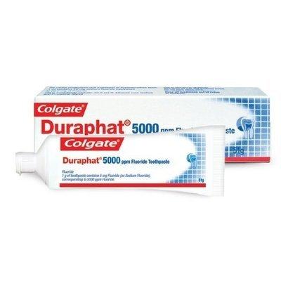Зубная паста Colgate Duraphat 5000, 52 г