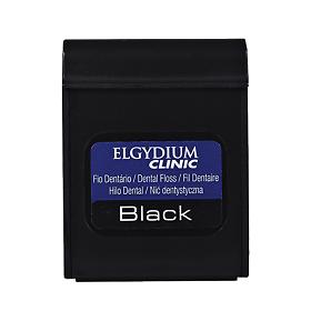 Нить вощеная с хлоргексидином Эльгидиум Black