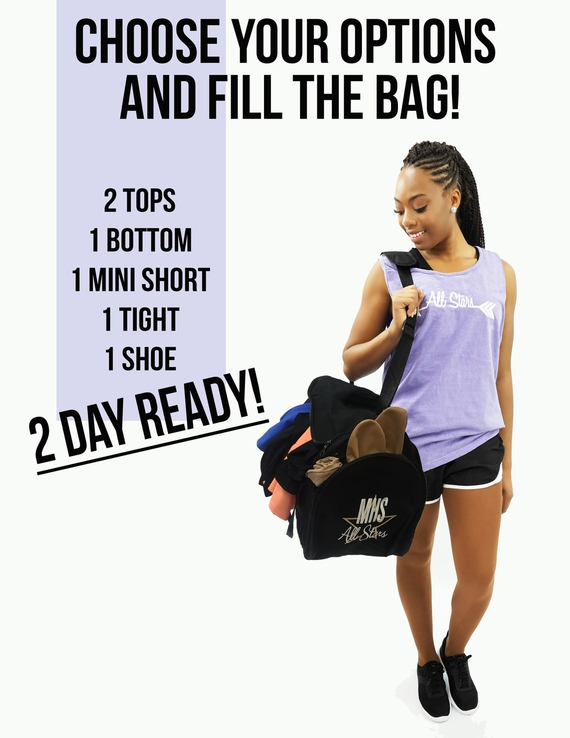 Basic 2-Day Package