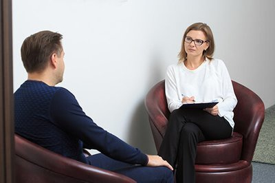 Individual Counseling Session