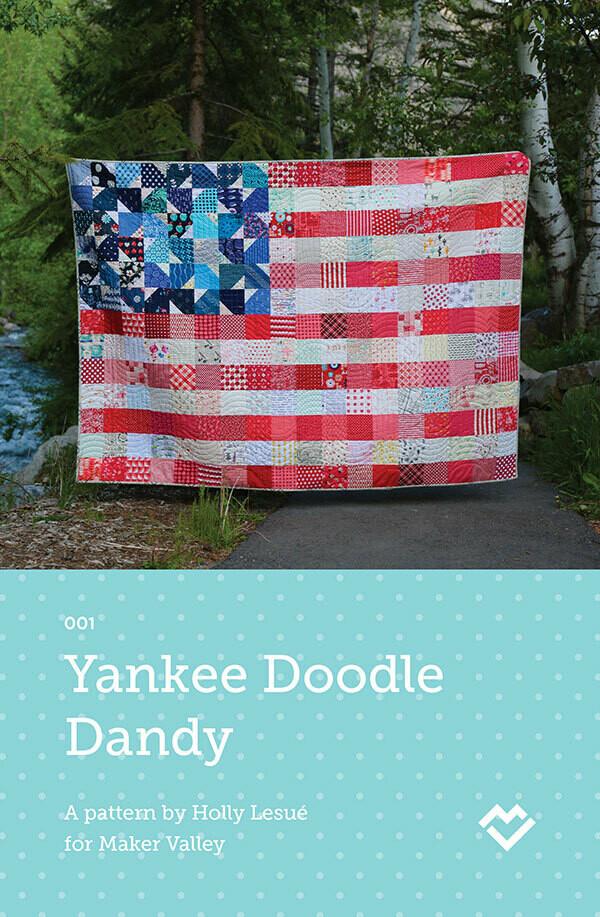 Yankee Doodle Dandy - Kit