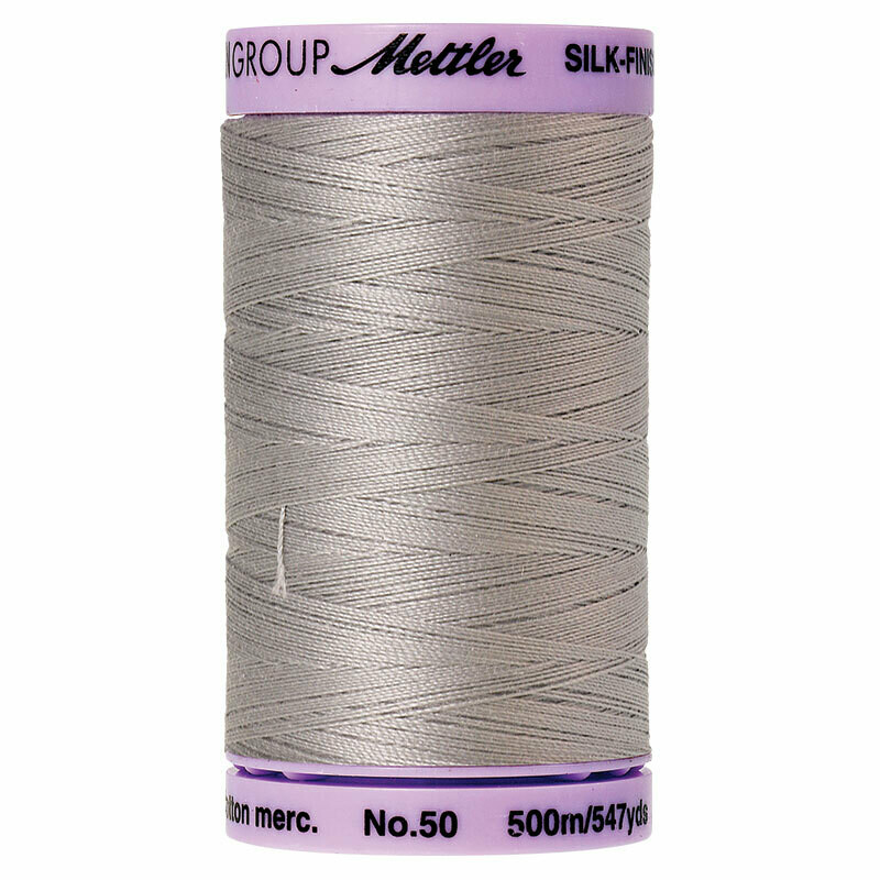 Silk Finish 50wt Ash Mist 9104 0331 Mettler
