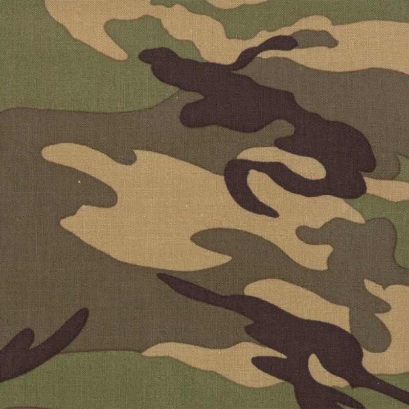 Urban Camouflage Olive