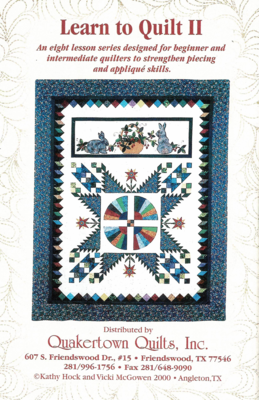 Learn to Quilt II