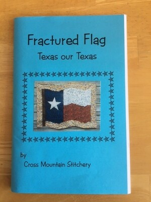 Fractured Flag - Texas Our Texas (37
