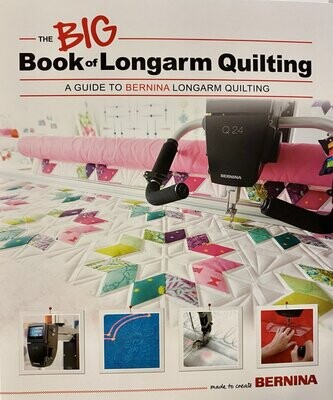 Big Book of Long Arm Quilting