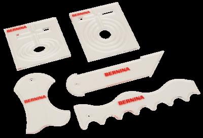 BERNINA Essentials Ruler Kit