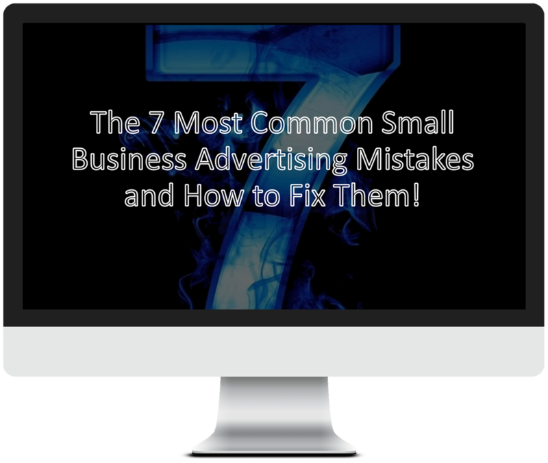 7 Most Common Small Business Advertising Mistakes and How to Fix Them!