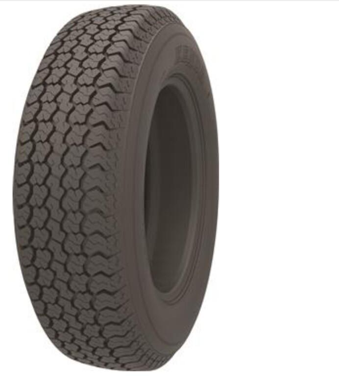 Tire ST235/80R16