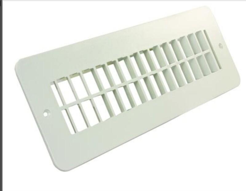 Floor Register - plastic