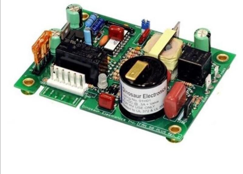 Ignition Control Circuit Board - Fan 50 Plus