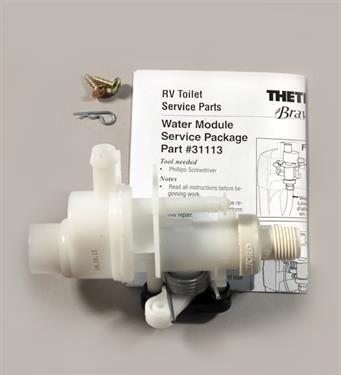 Thetford Toilet Water Valve - Aqua Bravura