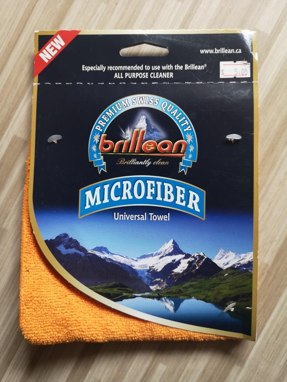Brillean Microfiber Universal Towel