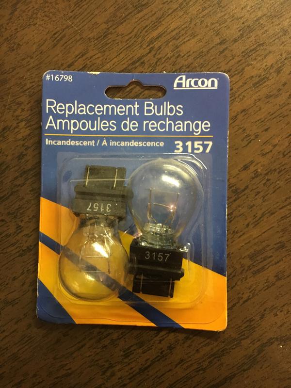 Bulb #3157