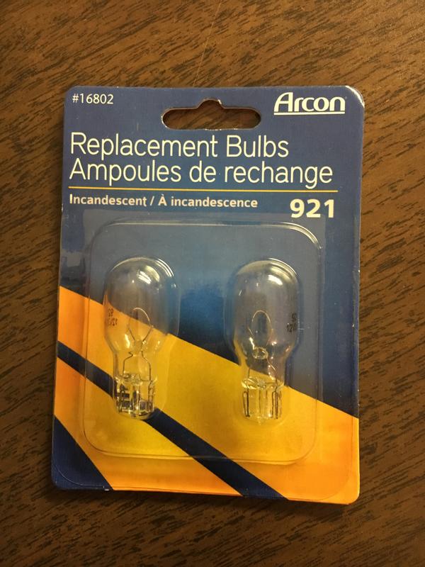 Bulb #921
