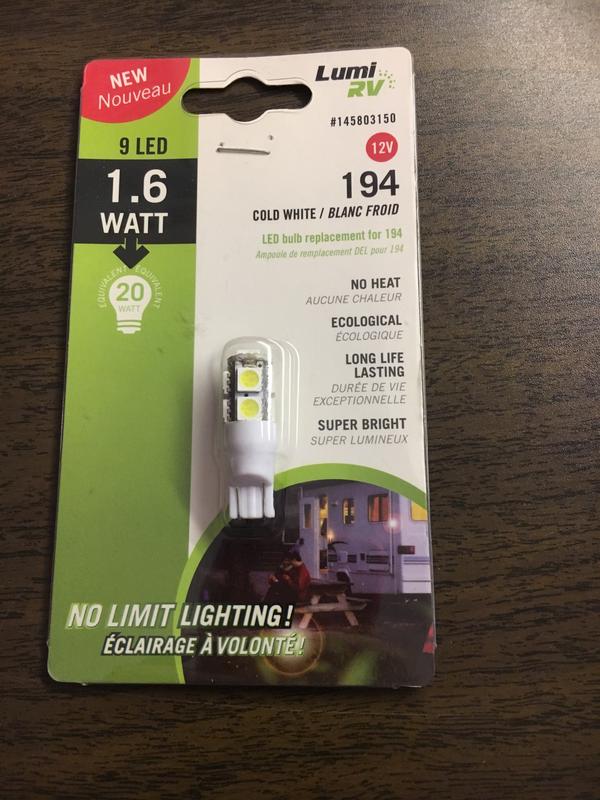 LED bulb #194