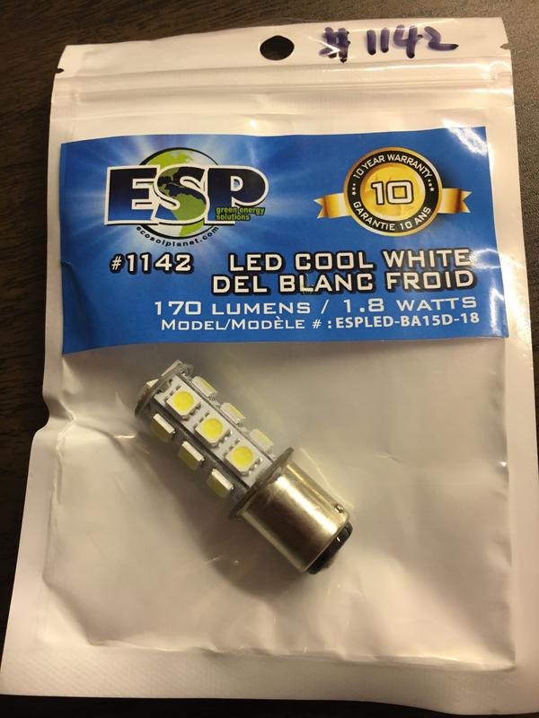 LED bulb #1142