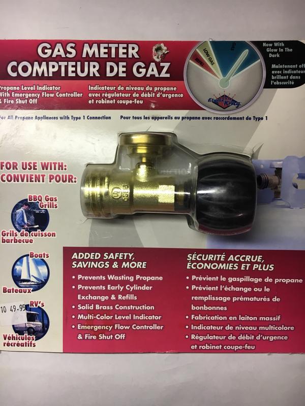 LP Gas Meter