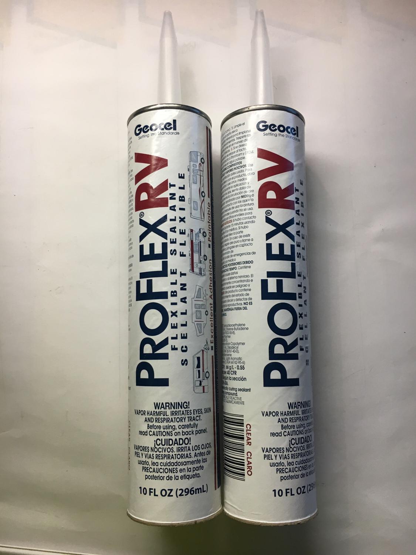 Proflex RV Sealant - Clear