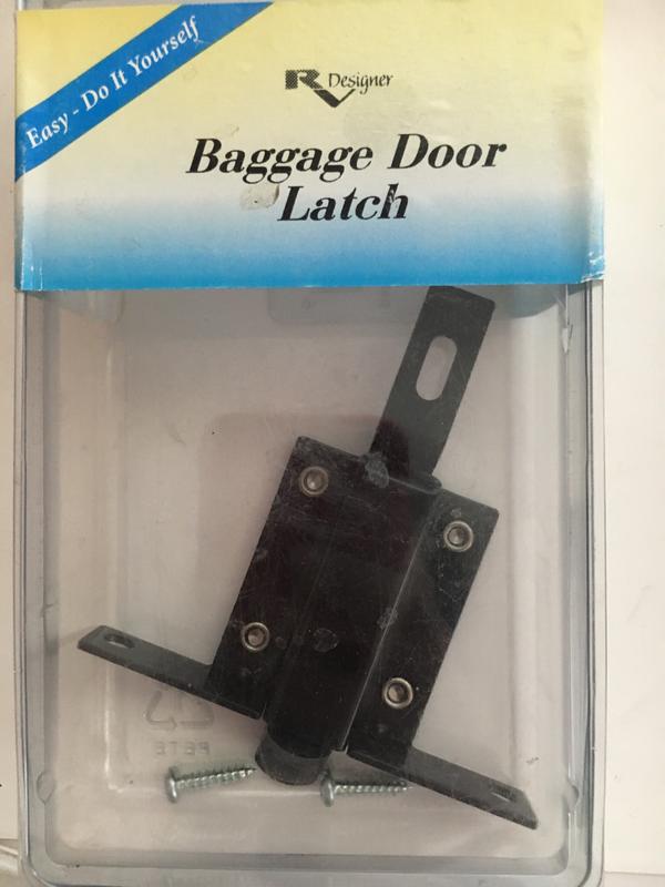 Baggage Door Latch