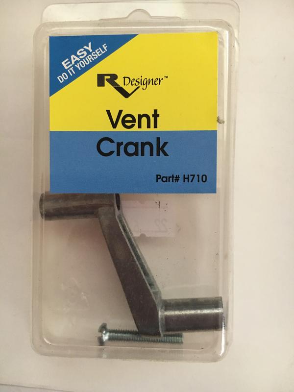 Vent Crank