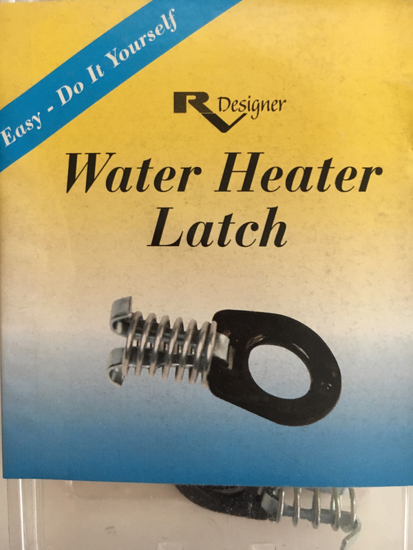 Water Heater Latch