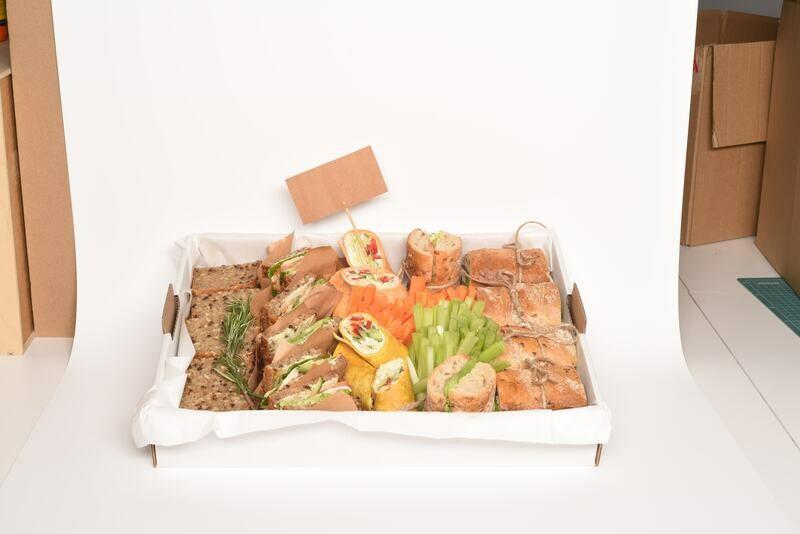Sandwich BOX 8 osób