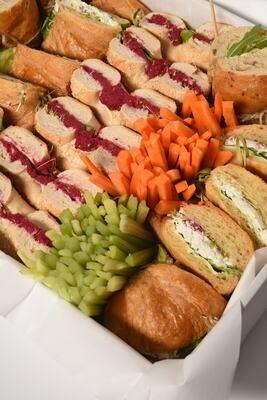 Sandwich box WEGE  8 osób