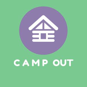 Camp Out - 13 April 2019